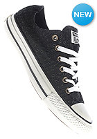 CONVERSE Womens Chuck Taylor Allstars Eyelet Ox cotton black
