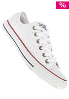 CONVERSE Womens Chuck Taylor Allstars Eyelet Ox cotton white