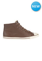 CONVERSE Womens Chuck Taylor Dainty Mid chocolate