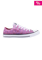 CONVERSE Womens Chuck Taylor Ox berry pink/w