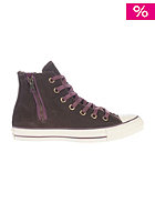 Womens Chuck Taylor Side Zip Hi burnt umbe