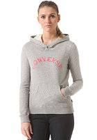 CONVERSE Womens Core Plus Funnel Hooded Sweat vgh