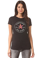 CONVERSE Womens Future Tribal S/S T-Shirt jet black
