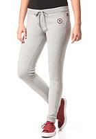 CONVERSE Womens Gore Fleece RIB Hem Pant vintage grey