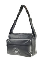 CONVERSE XL Pocketed Retro Messenger Bag converse black/mouse