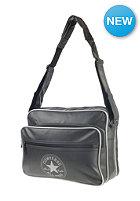CONVERSE XL Pocketed Retro Messenger Bag converse black/mouse