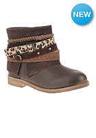 COOLWAY Womens Nilo brown