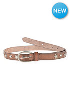 COWBOYSBELT Womens Brown Belt cognac