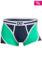 CR7 Main Fashion Trunk green/dark blue