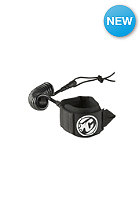 CREATURES OF LEISURE Coiled Wrist Surf Leashes black/black