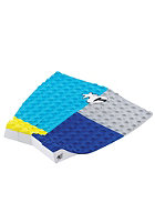 CREATURES OF LEISURE Dusty Payne Traction Pads cyan/royal/blue