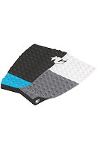 CREATURES OF LEISURE Dusty Payne Traction Surf Pad charcoal/cyan