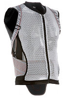 DAINESE Action Vest white/black