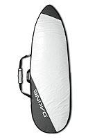 DAKINE 58 Daylight Surfbag white