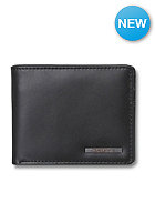 DAKINE Agent Leather Wallet black/struktur
