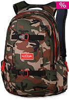 DAKINE Mission Backpack 25L camo