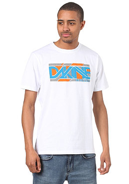 DAKINE Progress S/S T-Shirt white