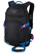 DAKINE Womens Heli Pro 18L Backpack black ripstop