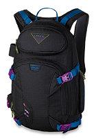 DAKINE Womens Heli Pro DLX 18L Backpack blkripstop