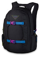DAKINE Womens Mission 25L Backpack black ripstop