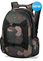 DAKINE Womens Mission 25L Backpack patchwork camo