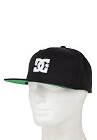 DC Back To It Cap black/white