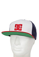 DC Back To It Cap red/white/blue