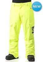 DC Banshee 15 Pant safety yellow