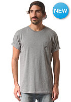 DC Basic Pocket S/S T-Shirt steel gray - heather