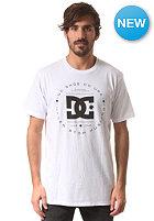 DC Basic Rebuilt S/S T-Shirt star white - solid