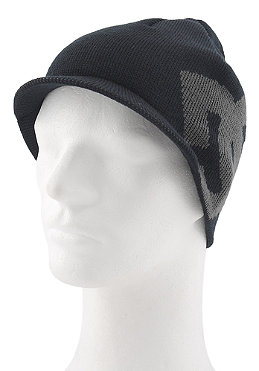 DC Big Star Visor Beanie black