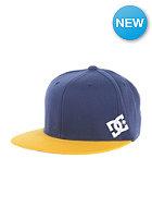 DC Bitchen Flexfit Cap blue/blue/yellow - combo