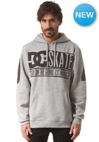 DC Blockpart Hooded Sweat heather grey