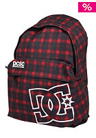 DC Borne Backpack RED PALID