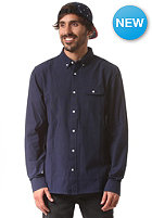 DC Bover L/S Shirt peacoat - solid