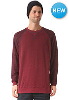 DC Breaker Knitted Sweat zinfandel