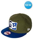 DC Buzzcutt Cap bluish olive - solid