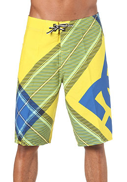 DC Campaign Boardshort blazing yellow