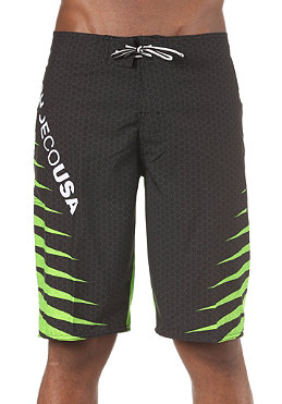 DC Carnivore Boardshort lime