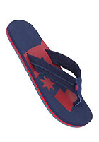DC Central Sandal dcnavy/red