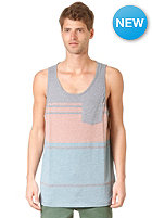 DC Chilton Tank Top heather dc navy
