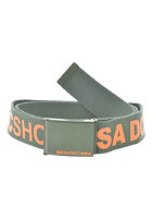 DC Chinook 5 Reversible Belt army