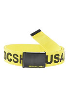 DC Chinook 5 Reversible Belt safety yellow