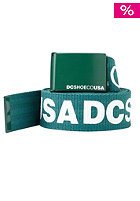 DC Chinook 5 Reversible Belt teal