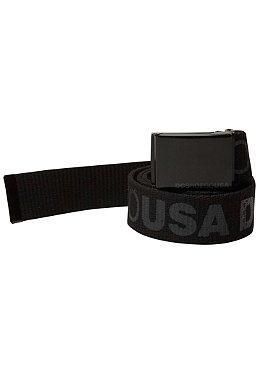 DC Chinook 5 Reversible Web Belt black/green