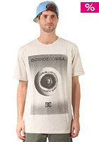 DC Clipse Camo S/S T-Shirt heather white