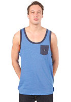 DC Contra Tank Top h olympian blue