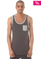 DC Contra Tank Top heather black