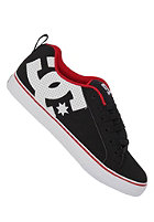 DC Court Vulc black/rich red