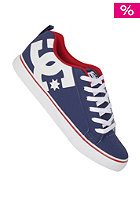 DC Court Vulc navy/red